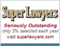 Super Lawyers Banner