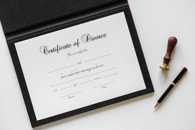 divorce-certificate-cleveland