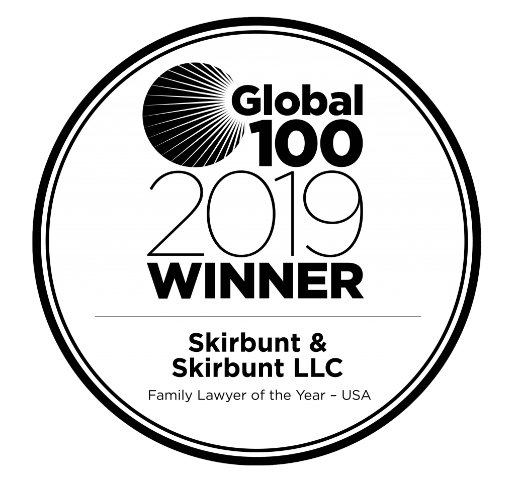Global 100 - 2019 award logo Skirbunt and Skirbunt LLC